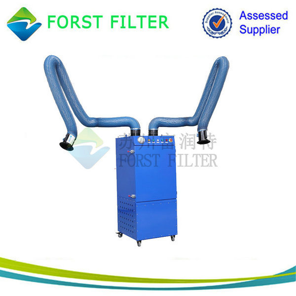 Forst Industrial Deduster Welding Smoke Dust Filter System
