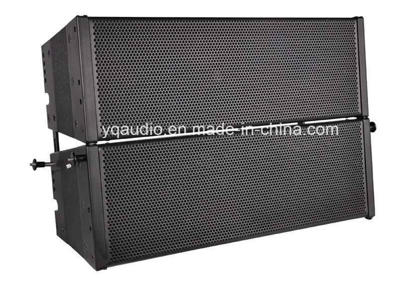 "1000W Dual 12"" Three Way Line Array Professional Audio Speaker System"