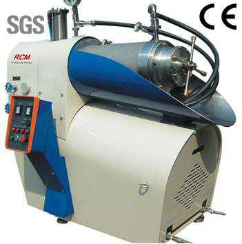 Horizontal Sand Mill for Ink Pin Type