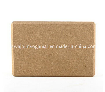 Eco-Friendly Soft Cork Yoga Block Yoga Brick