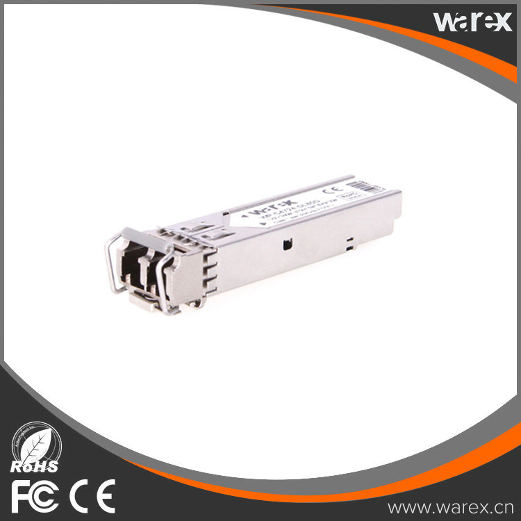 Cost- effective Cisco Compatible Multirate CWDM ZX LC, 40 Km, SFP transceiver on Sale