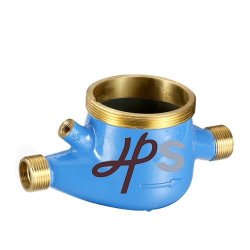15mm-50mm Multi Jet Brass Water Meter Body