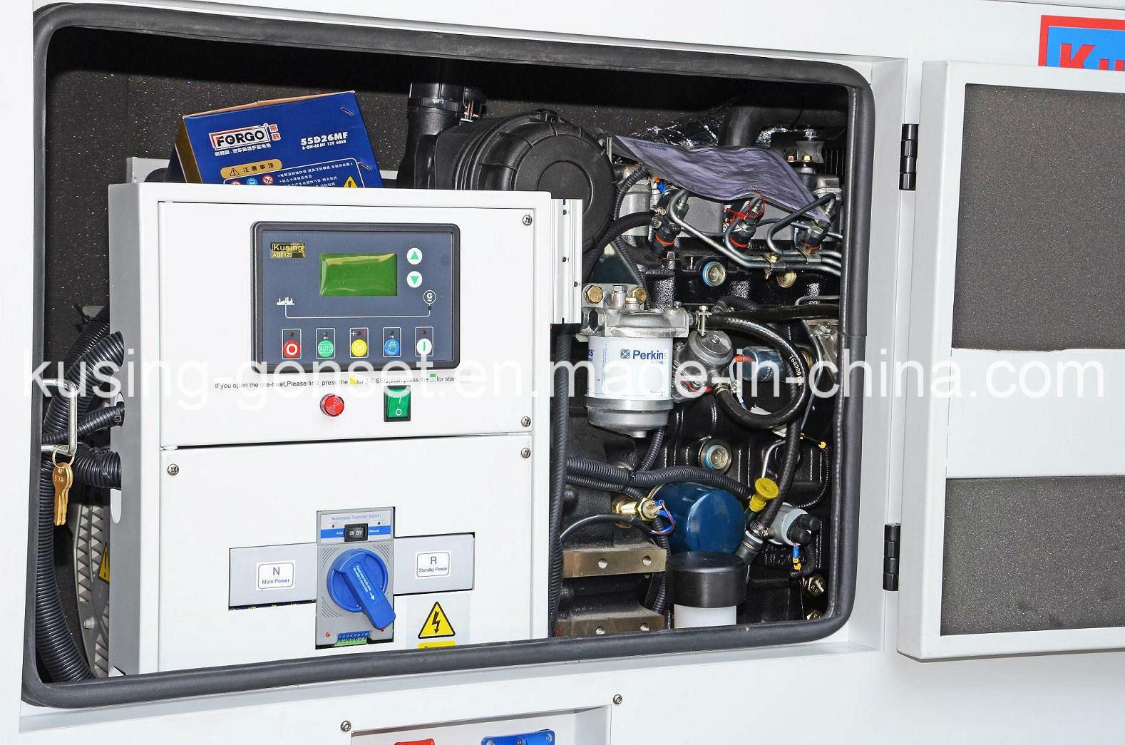 10kVA-2250kVA Diesel Open Generator with Pekrins Engine (PK30160)
