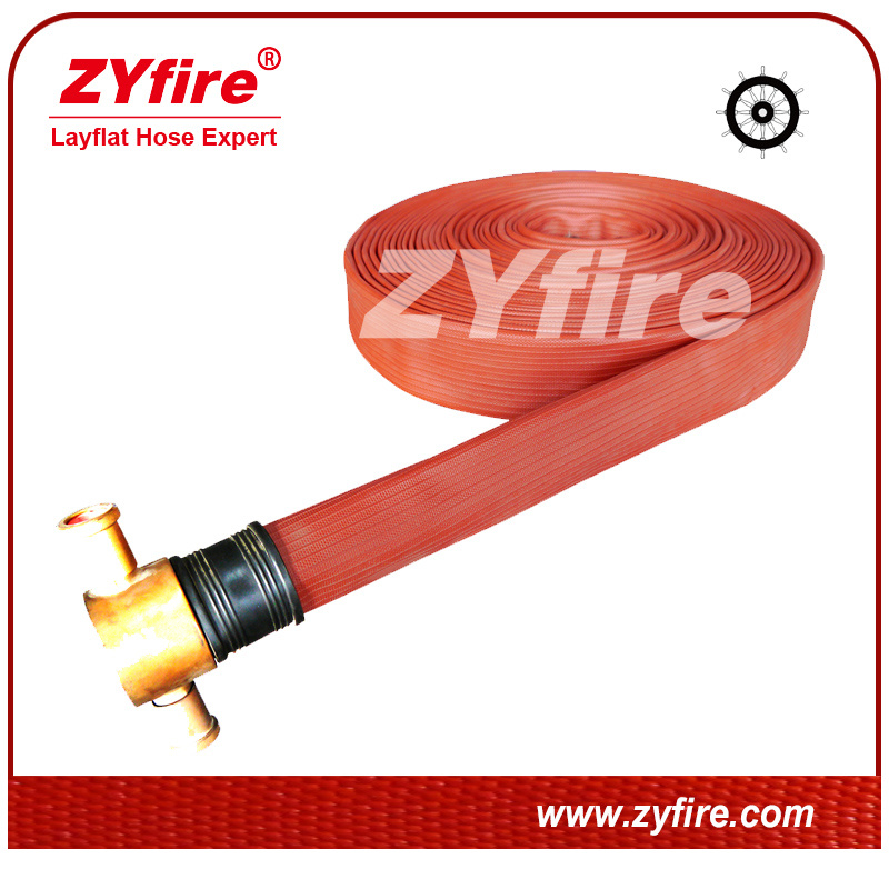 Double Rubber Hose Nirile Rubber (MED Approval)