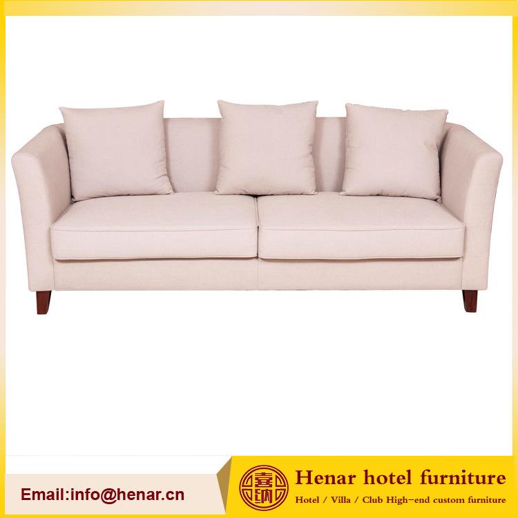 Modern Grey Soft Fabric Living Room Furniture Couch Sofa Set Three Seat  Sofa Fabric Sofa Set