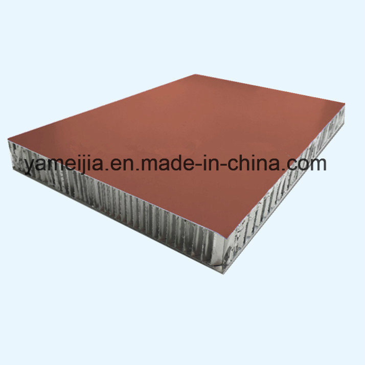 10 Years Warranty PVDF Coated Aluminum Honeycomb Panels for Wall Claddings