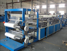 Air Column Bag Making Machine Production Line (SINYO-1200)