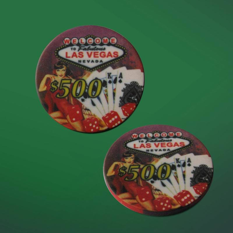 poker chips china