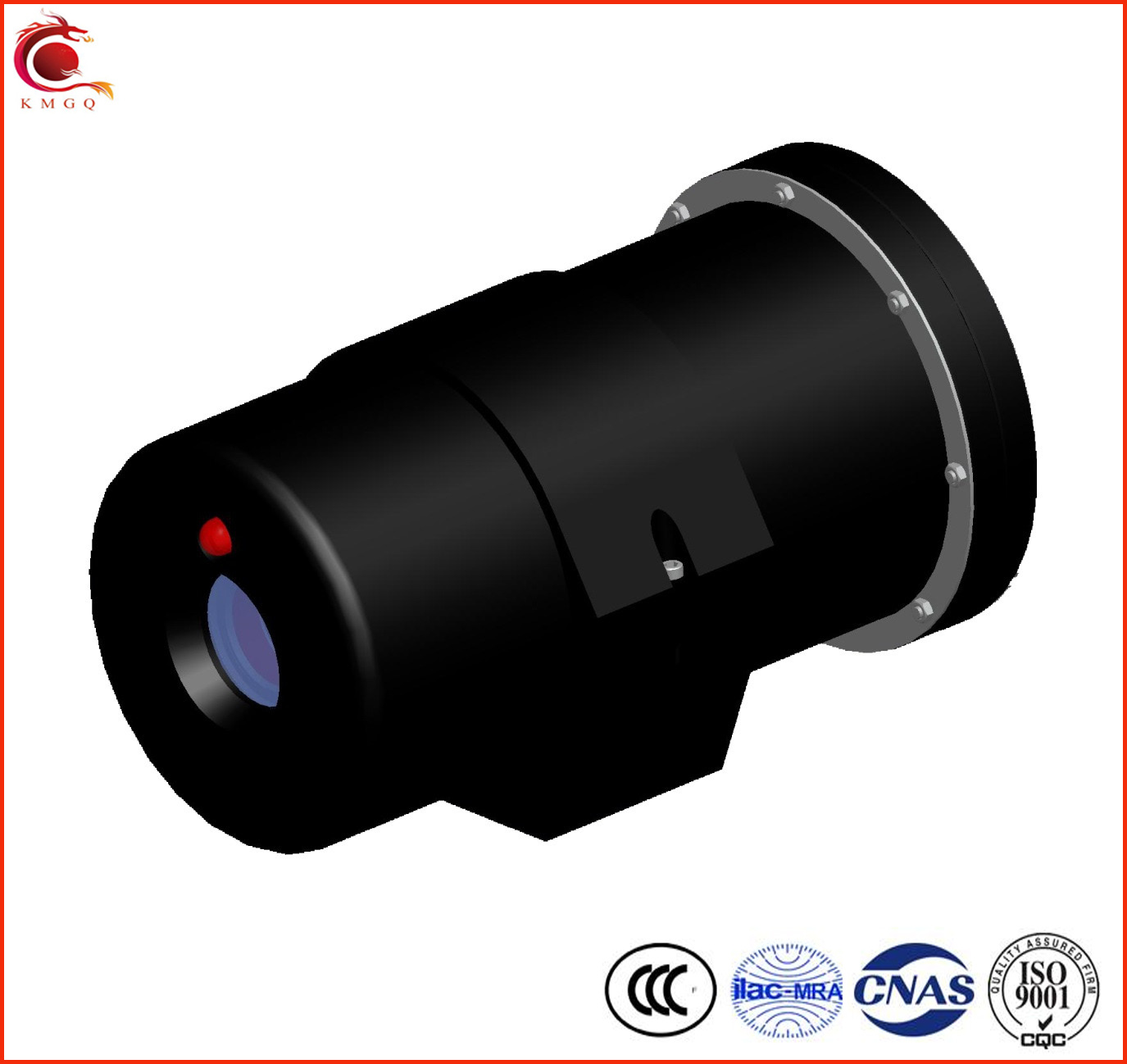 Infrared Thermal Fire Imaging Detector