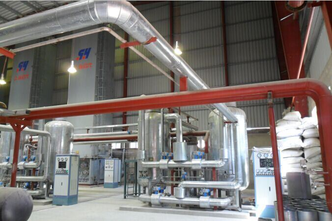 Sheet Glass Plant (Turnkey Project)