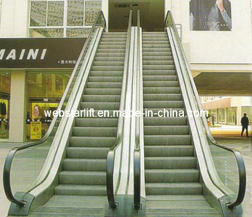 Outdoor Escalator