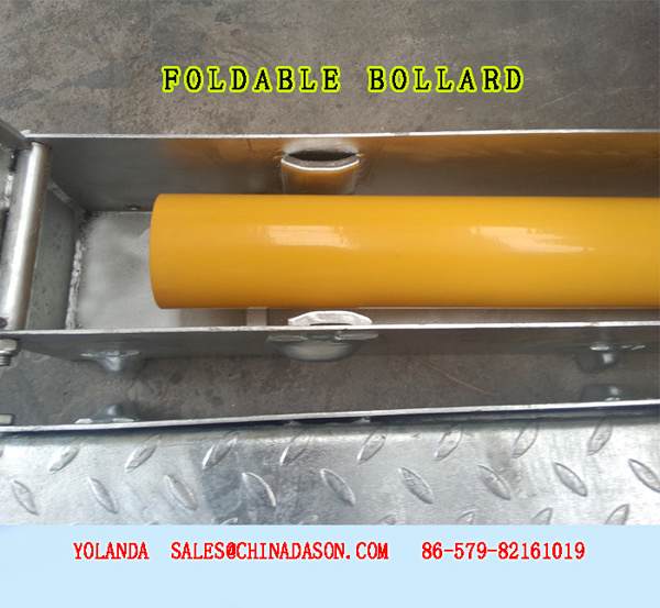 Folding/Rising Bollard