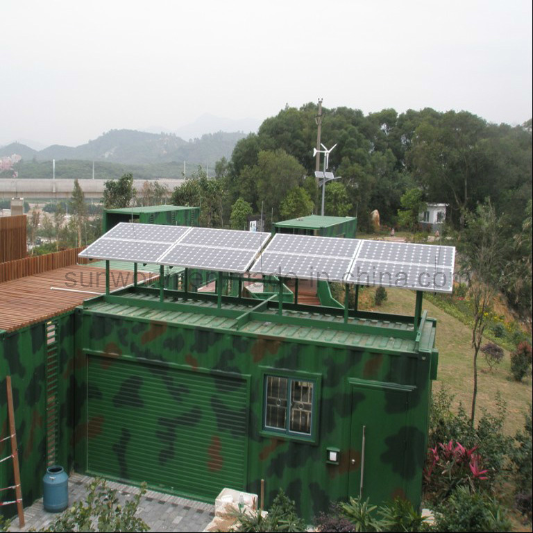 China 0 5kw 0 8kw 1 0kw Off Grid Solar Power System Sw