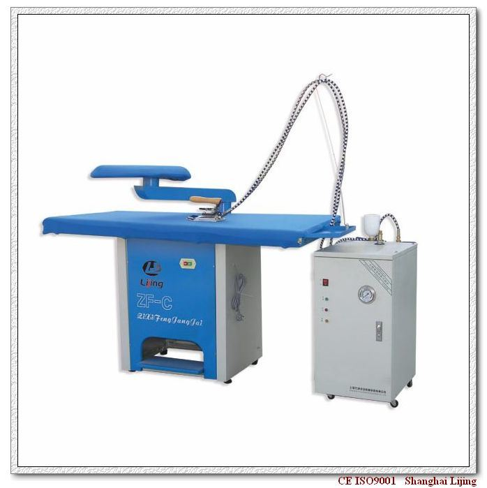 Laundry Equipment Steam Ironing Table