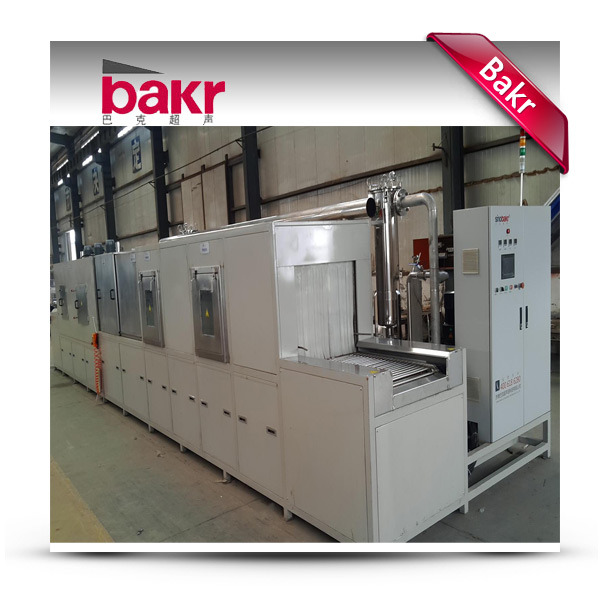 Jinan Bakr Professional Manufacture Ultrasonic Optical Lens Cleaning Machine