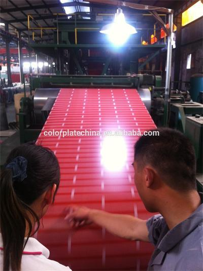 High Quality Hot Sale Prepainted Galvanized Steel Coil PPGI