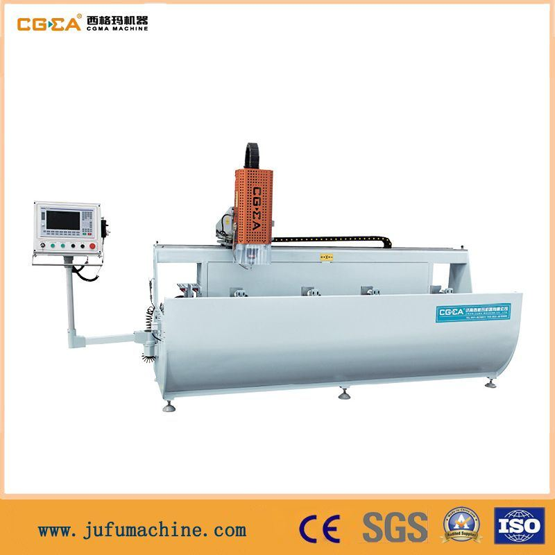 Drilling Milling Processing Aluminum Window Machine
