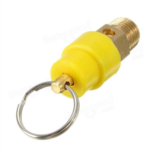 Compressor Part Safety Valve