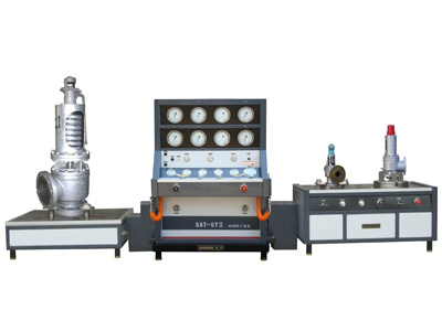 Safety Valves Testing Bench with High Pressure and Big Dn