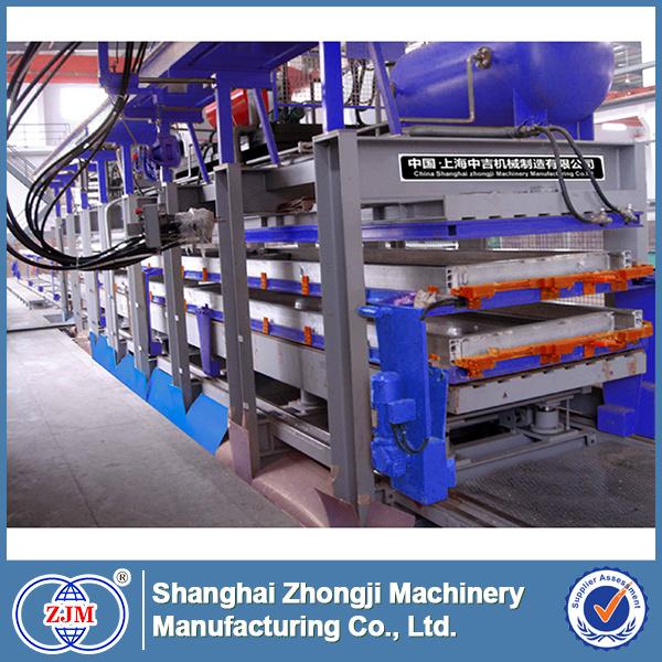 Discontinuous PU (Polyurethane) Sandwich Panel Production Line