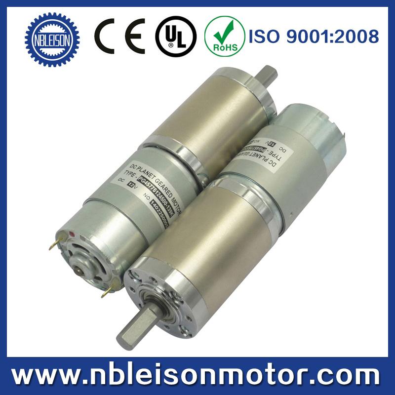 45mm High Torque DC Planetary Gear Motor with Encoder (LS-PG45M775)