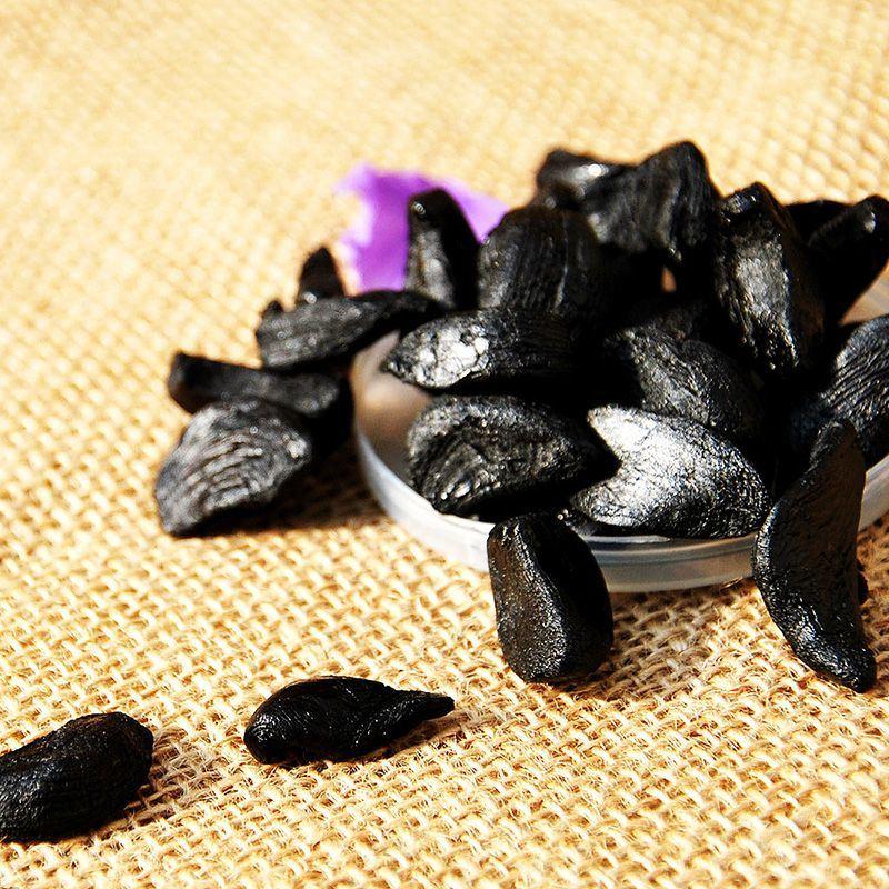 Good Taste Fermented Peeled Black Garlic (1kg/can)