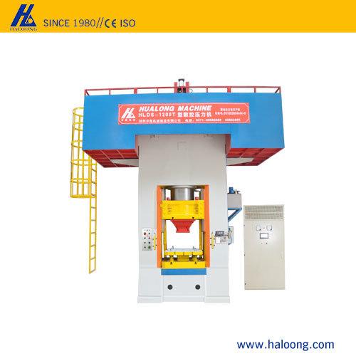 1000 Ton Static Type Power Press Brick Making Machine