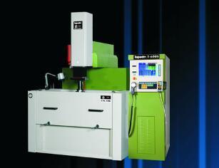 Small Type CNC Sinker EDM/Electrical Discharge EDM Machine (CNC-500)