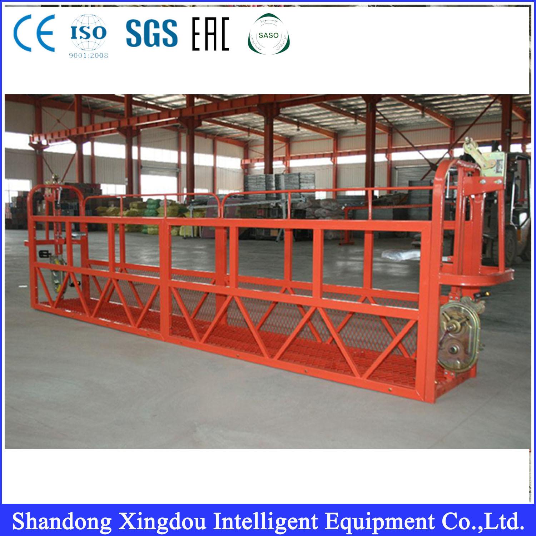 Zlp Series Electrical Working Gondolas Platform Suspended