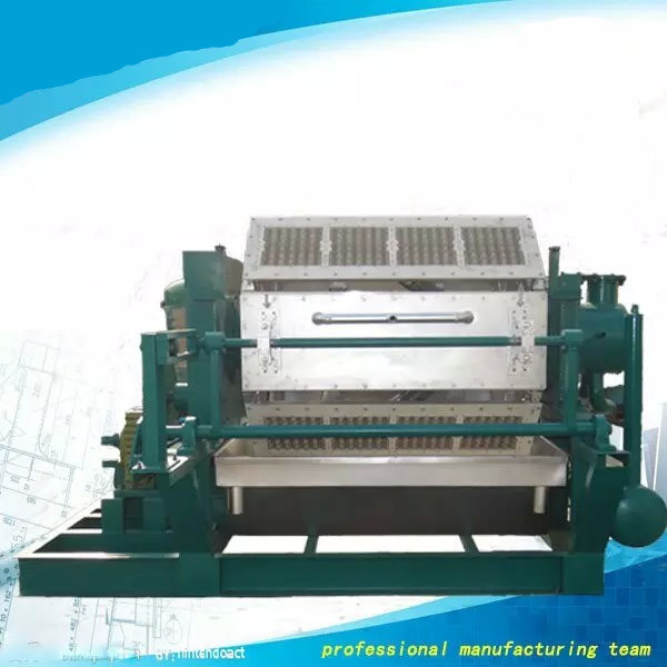Energy Saving Paper Egg Tray Machine Production Line