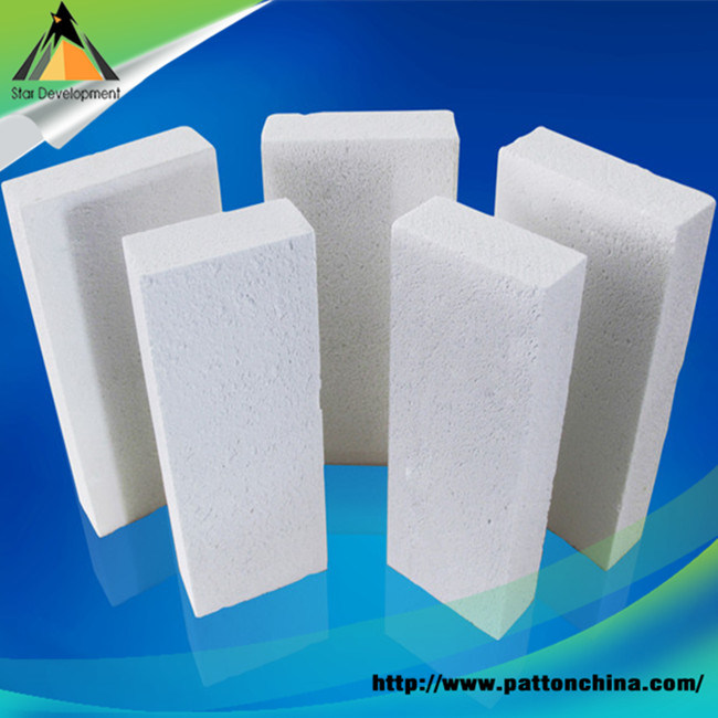 1000-1600c Polycrystalline Mullite Ceramic Fiber Board