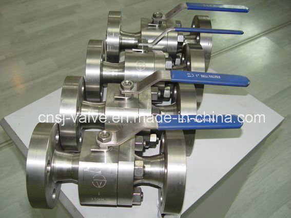 Fixed Ball Valve Special for Thermal Power Plant