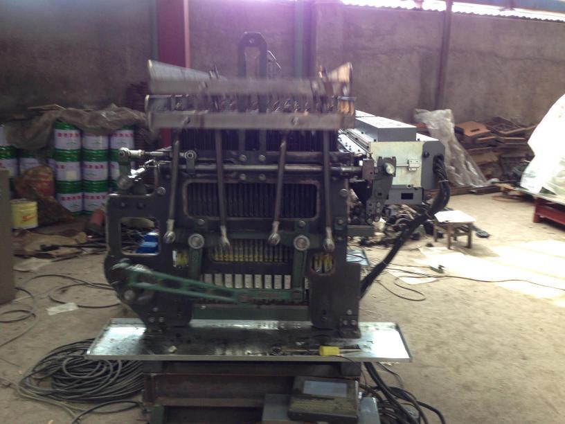 5120 Hooks Mechanical Jacquard (xb818)