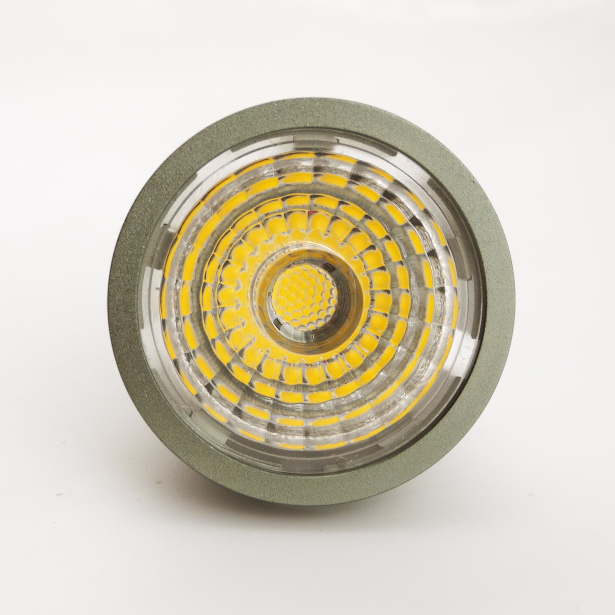 Aluminum 7W COB LED Recessed Downlight GU10 Bulb (LT9002-7W)