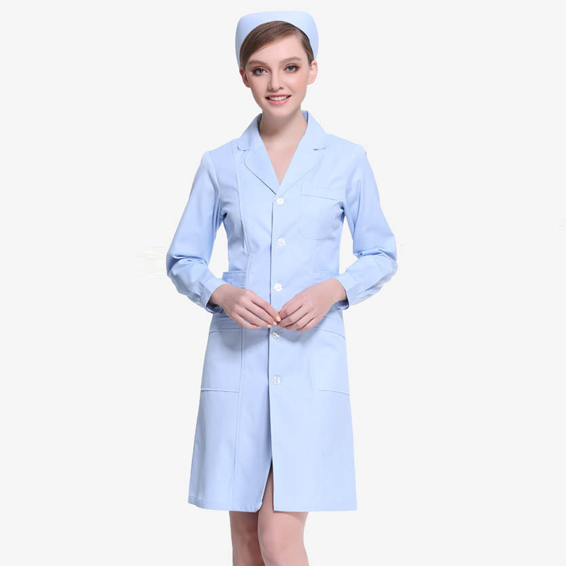 High Quality Classic Design Cotton Doctor /Nurse Uniform