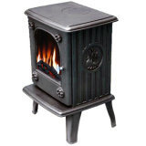 Cast Iron Stove, Fireplace (FIPA014) , Small Stove