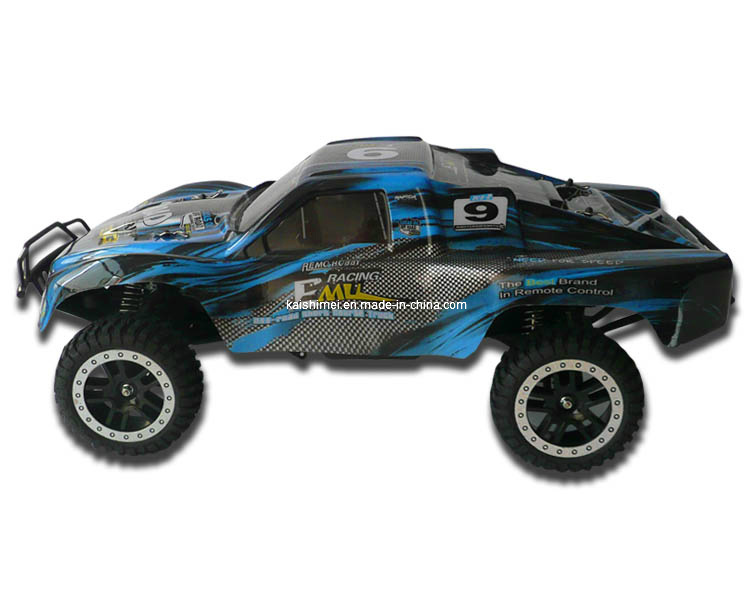 The New Remote Control Car Racing off-Road Four-Wheel Drive 1: 10 2.4G Remote Control Brushless Version of The High-Speed Car