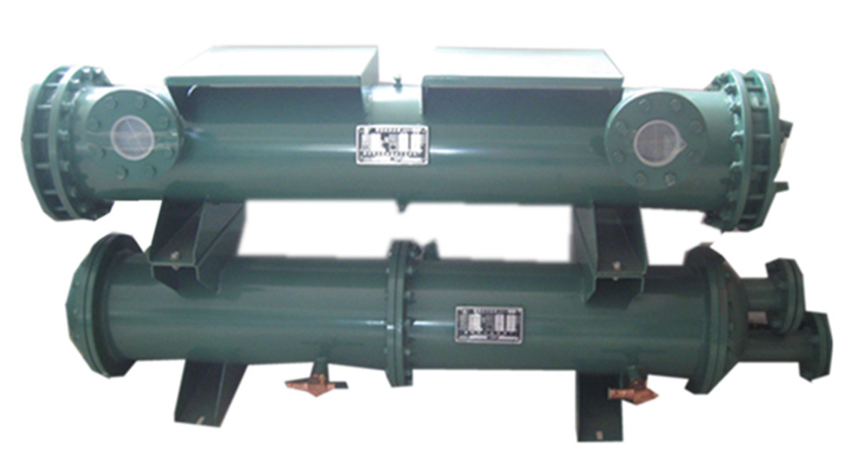 Resour Water-Cooled Shell and Tube Heat Exchanger