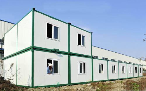 Factory Supply High Quality Prefabricated Mobile Container House