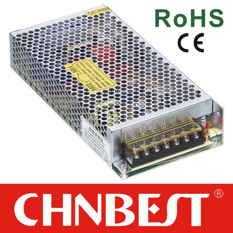 100W DC-DC Input 36-72VDC Output: 24VDC SMPS (BSD-100C-24)