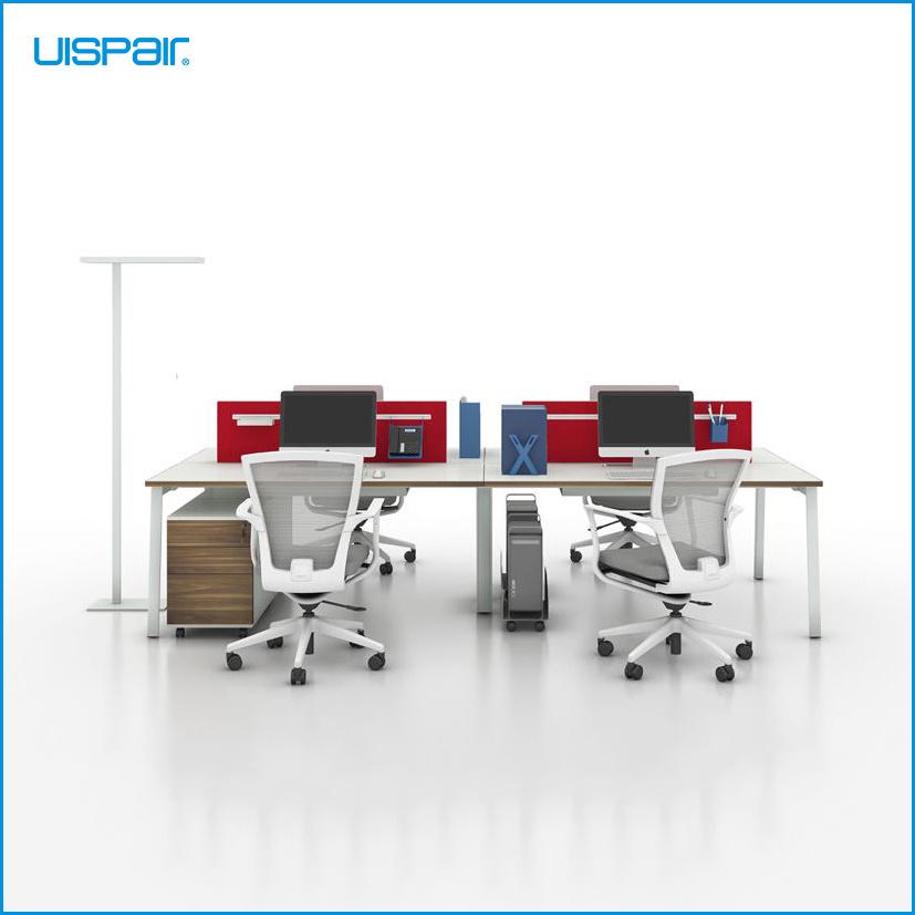 Uispair Modern MFC Staff Office Desk Office Furniture