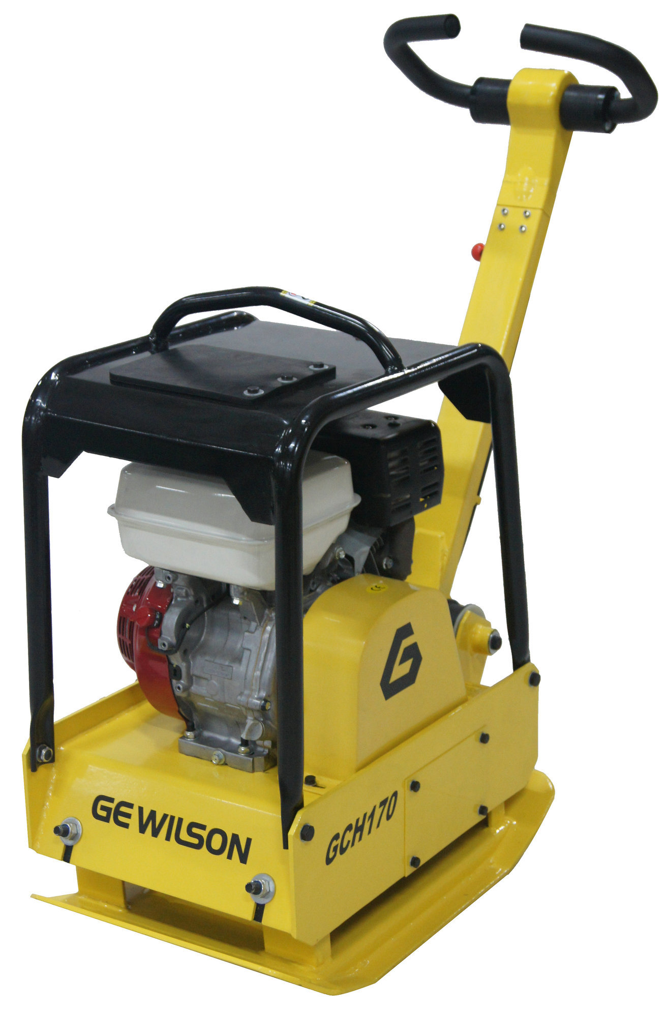 Hydraulic Reversible Plate Compactor with Robin Ey20 Engine
