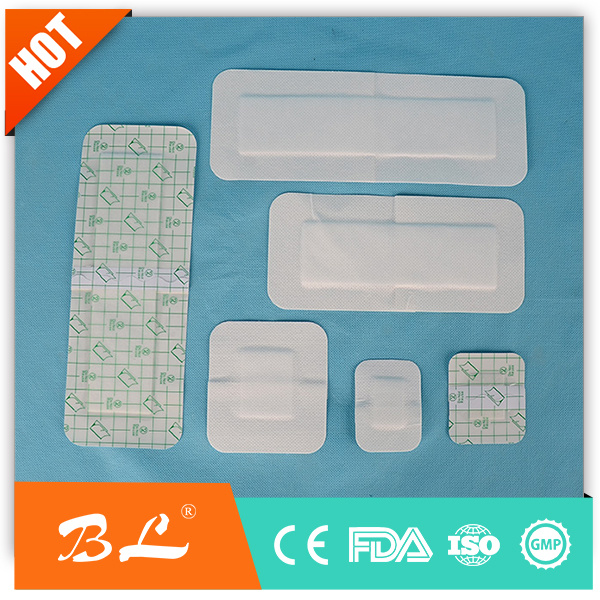 2016 New Non-Woven Wound Dressing Pad Medical Wound Dressing Bandage