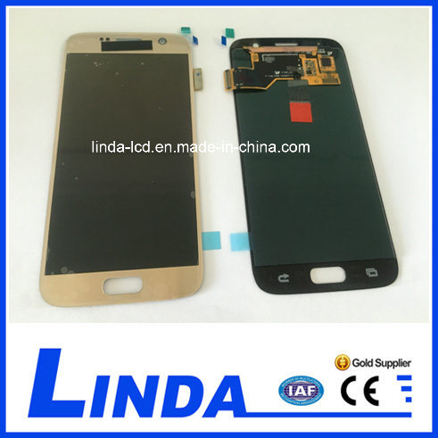 Wholesale Mobile Phone LCD for Samsung S7 LCD Assembly