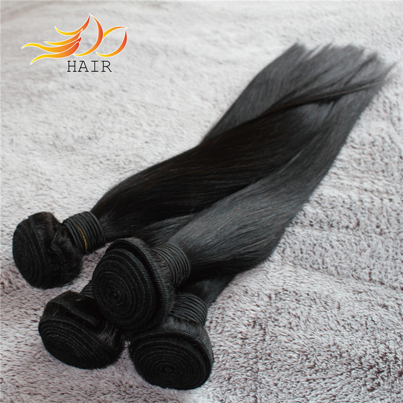 8A Human Hair Weave Unprocessed Brazilian Virgin Remy Hair