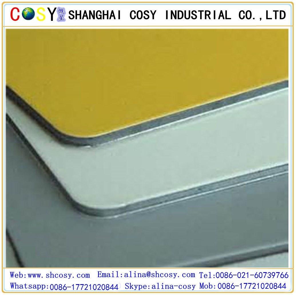 Aluminum Composite Panel / ACP Sheet with PVDF/ PE Coated
