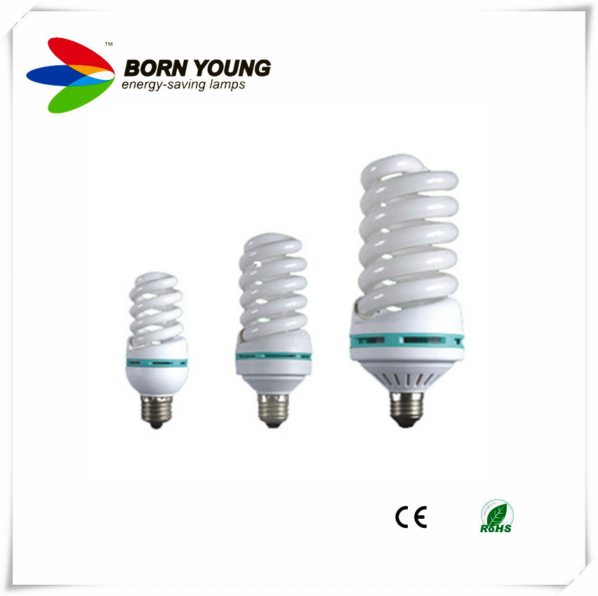 Big Power Full Spiral Fluorescent Bulb