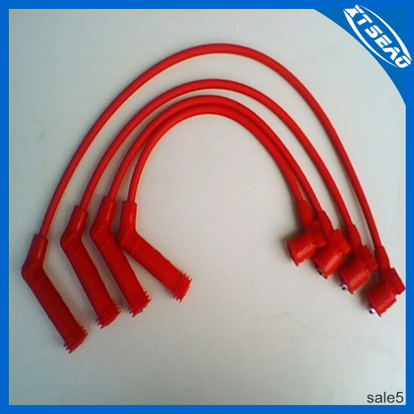8mm Spark Plug Ignition Wire Set Cable 29170