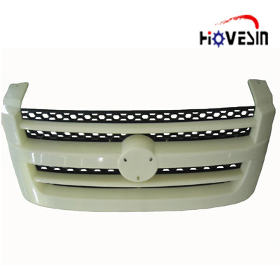 Plastic Injection Mould for Auto Grille