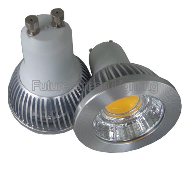 Dimmable LED Spotlight COB 5W 600lm GU10/MR16/JDR